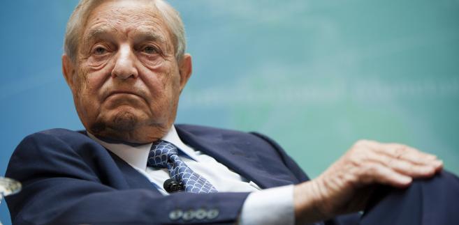 George Soros urodził się na Węgrzech