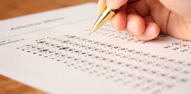 Znalezione obrazy dla zapytania: egzamin