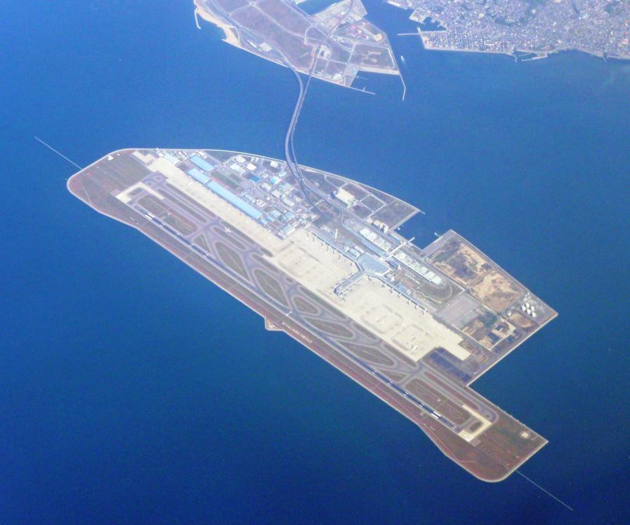 Lotnisko Chubu w Japonii