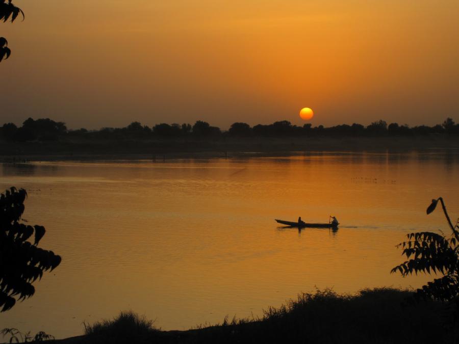 Ndżamena, Czad