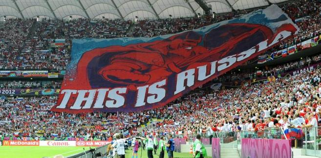 Mecz Polska-Rosja