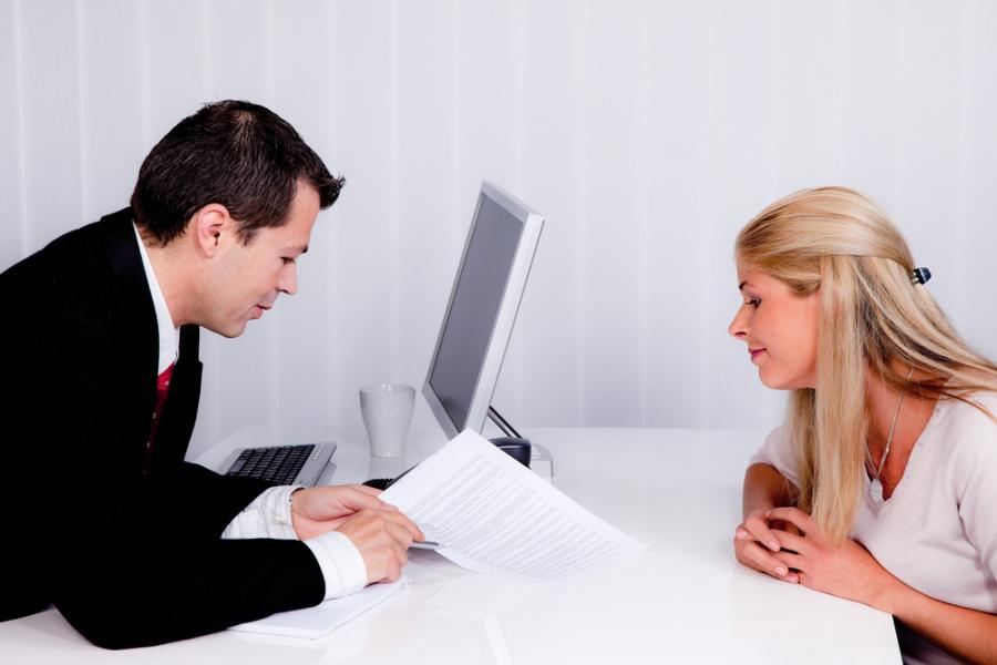 rozmowa, bank, kredyt