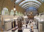 Paryż. Muzeum Orsay– muzeum w Paryżu, znajdujące się w starym budynku dworca kolejowego. Zbiory zawierają głównie sztukę francuską z lat 1848-1918: malarstwo, rzeźbę, fotografię oraz meble. Dzieła te są młodsze od tych, które prezentowane są w Luwrze, a starsze od zbiorów Centre Georges Pompidou.