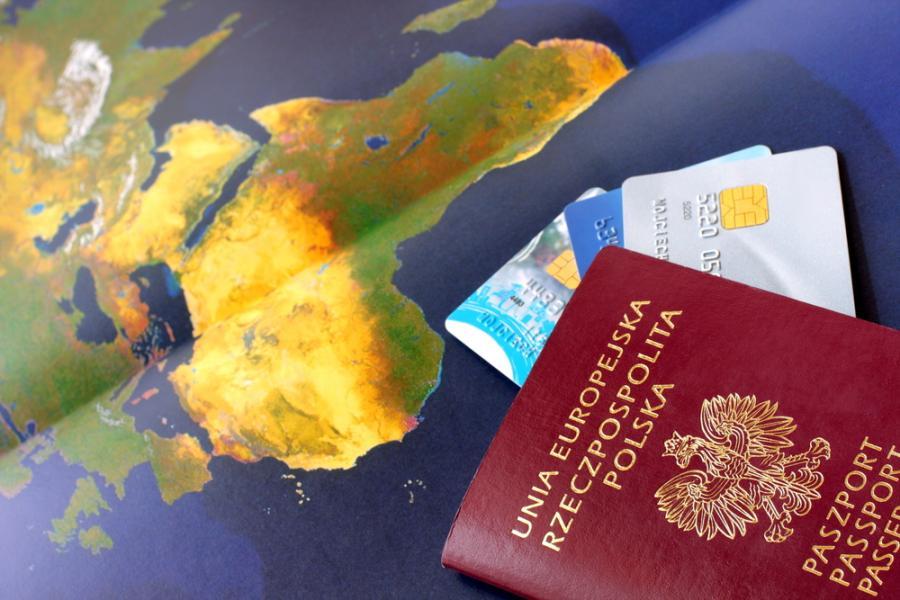 Turystyka, paszport