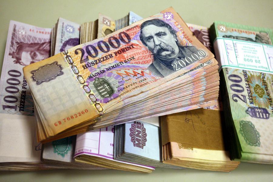 forint, węgry, waluty